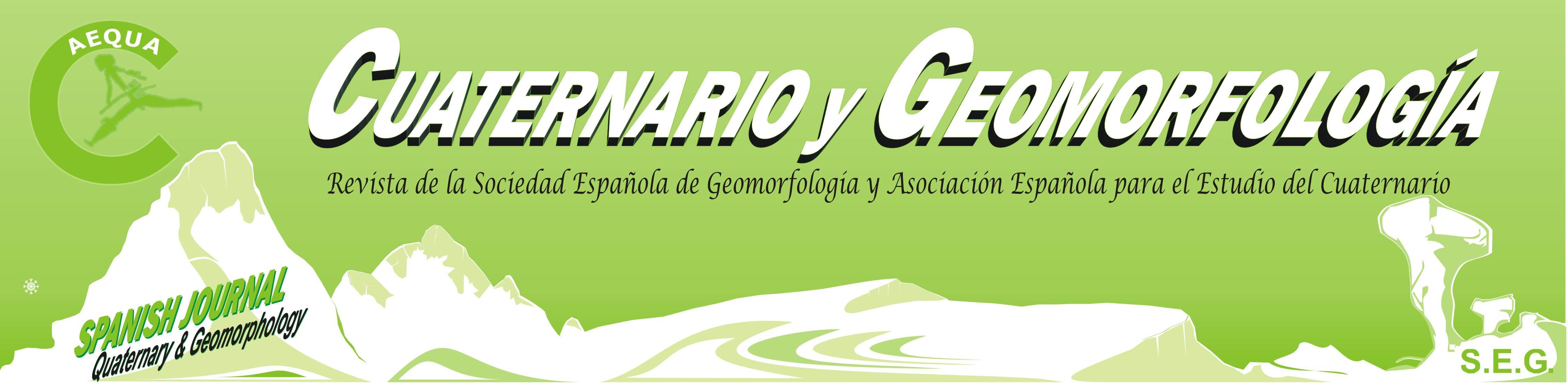Cuaternario y Geomorfología