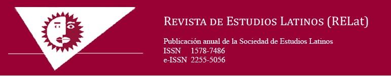 Revista de Estudios Latinos