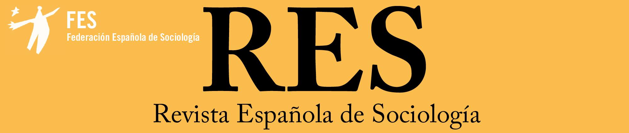 Revista Española de Sociología (RES)
